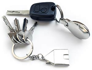 Home and Car Keys